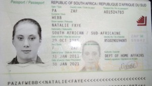 Samantha-Lewthwaite Passaporto