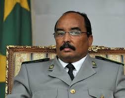 presidente Mohammed Ould Abdel Aziz