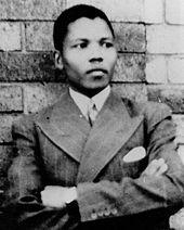 Mandela ragazzino