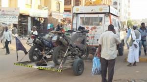 Camioncino e moto 2