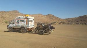 Camioncino e moto 3