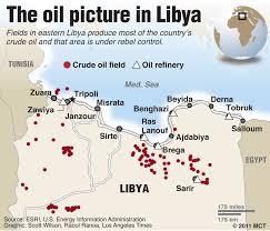 mappa petrolio