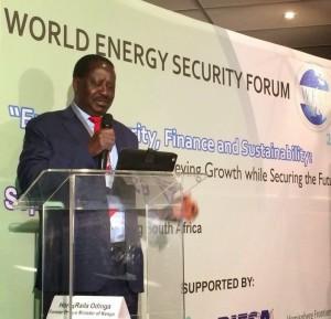 Al forum su energia