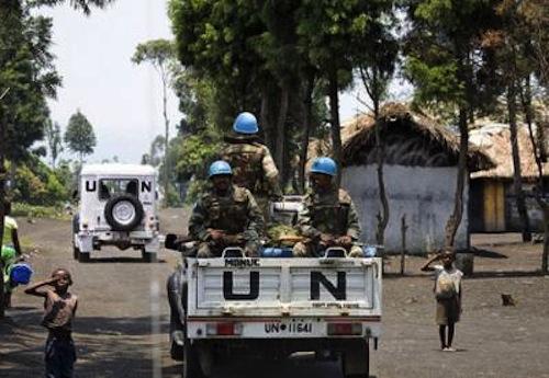 Camionetta ONU