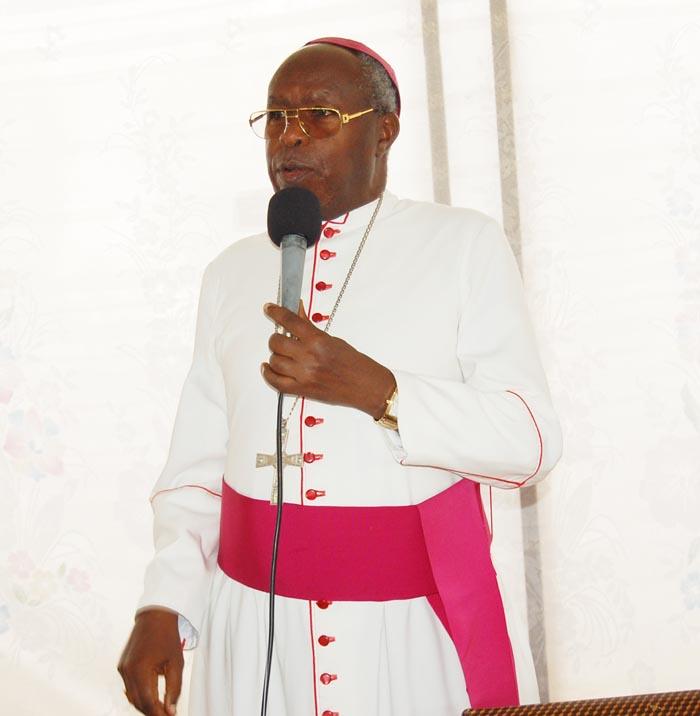 Evariste Ngoyagoye