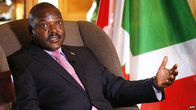 Pierre Nkurunziza 2