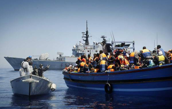MALMSTROEM E ALFANO, PARTE FRONTEX PLUS