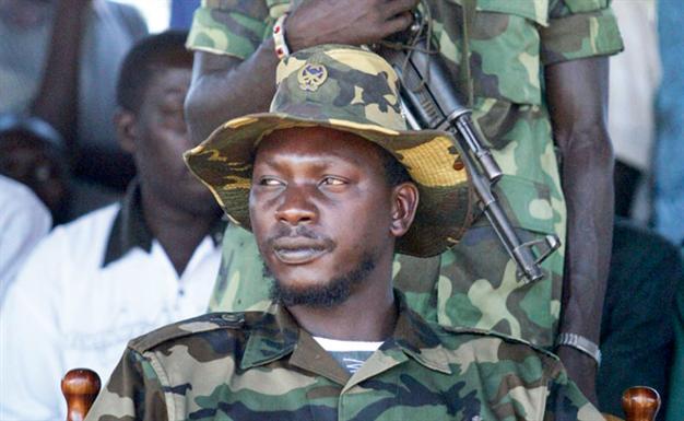 primo piano cappello militare