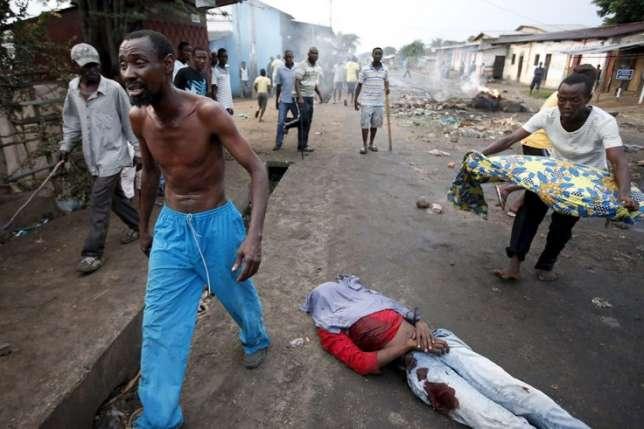 Patrice Gahungu morto