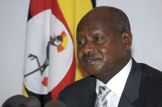 Yowecri Museveni