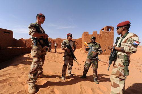 MIlitari dell'operazione Barkhane