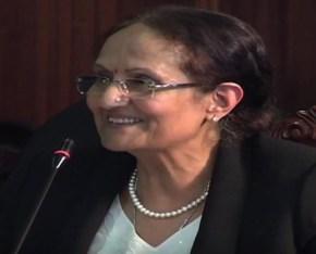 Kalpana Rawal, vice presidente della Suprema corte keniota