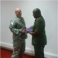 colonnello Timothy Higgins, neocomandante della 207th MIB