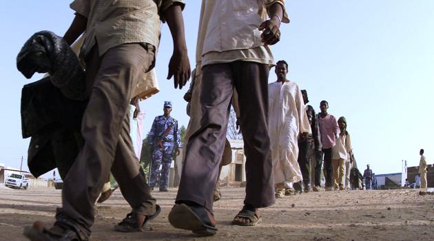 SUDAN-TRAFFICKING
