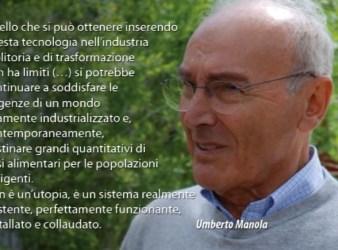 Umberto Manola, inventore del sistema Hyst