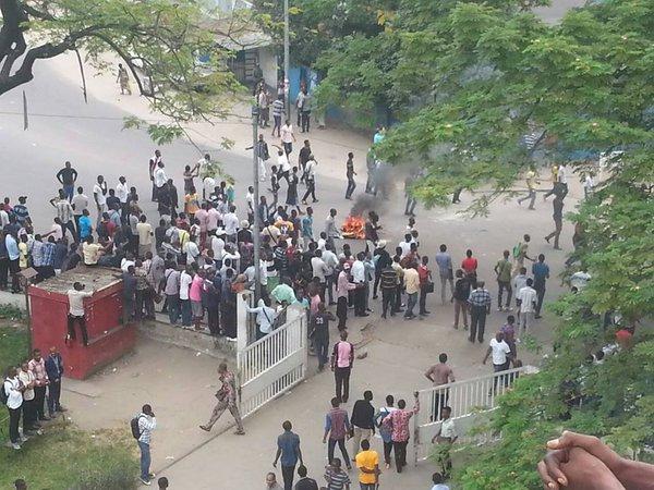 Sudenti dell'ISTA, Kinshasa