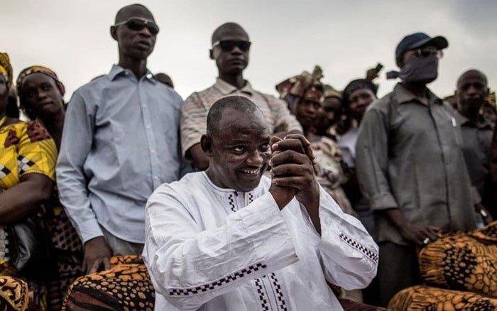 Adama Barrow, vincitore delle elezioni presidenziali in Gambia