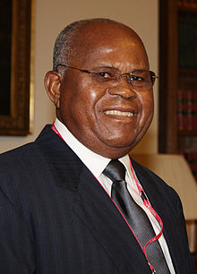 Etienne Tshisekedi, leader dell'opposizione Congo-K