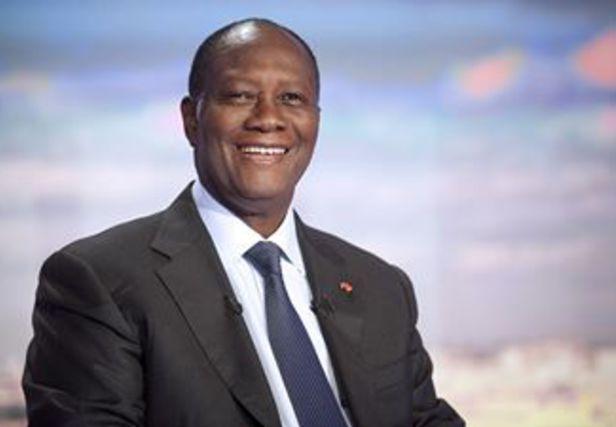 Alassane Ouattara, Presidente della Costa d'Avorio