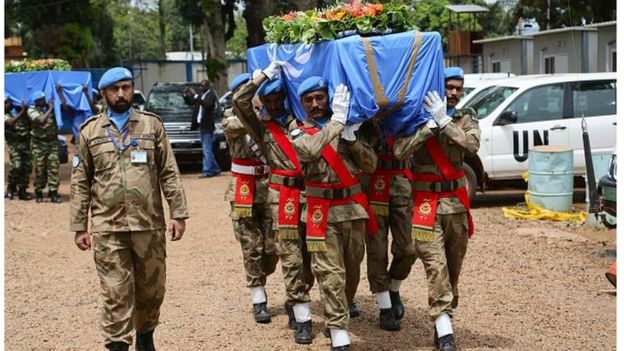 uccisi due caschi blu marocchini di MINUSCA nella Repubblica centrafricana