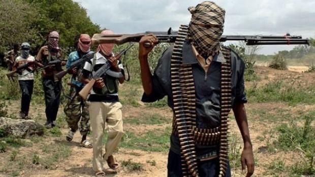 Miliziani di Boko Haram