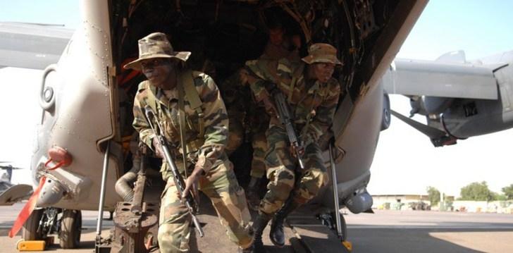 Truppe ECOWAS entrano in azione