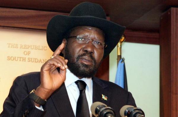 Salva Kiir, presidente del Sud Sudan