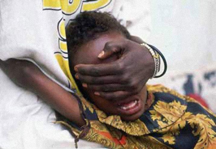 infibulazione bambine in Africa