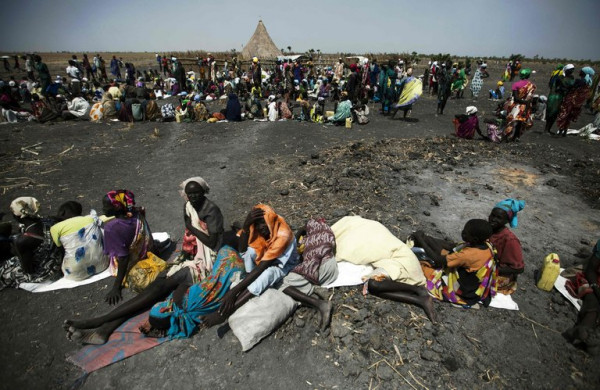 Crisi umanitaria in S.Sudan