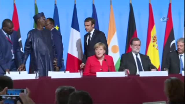 Vertice di Parigi sulle migrazioni del 28.8.2017