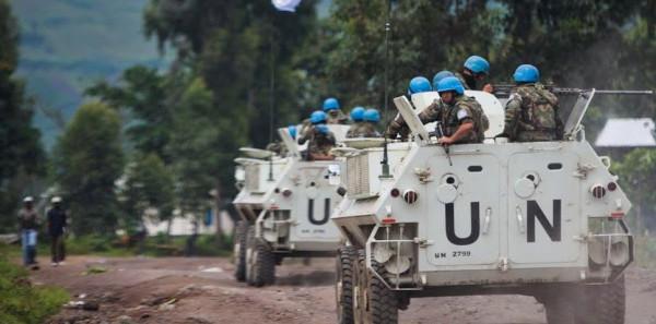 Caschi blu della Missione ONU MINUSMA