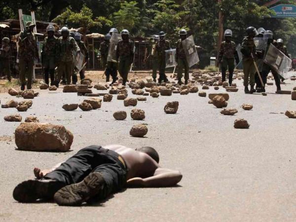 Kenya, disordini durante elezioni