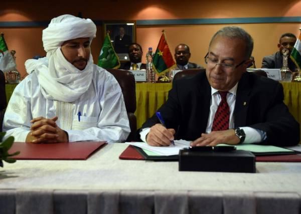 Firma Trattato di Pace e di riconciliazione per il Mali