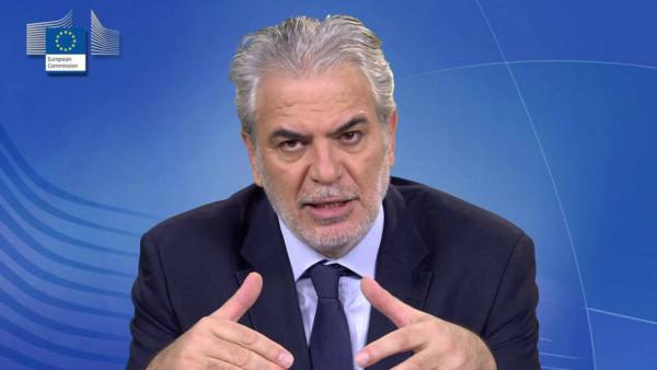 Christos Stylianides, Commissario UE per aiuti umanitari e gestione crisi