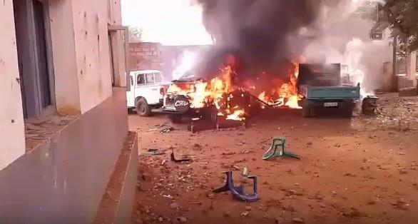 Attacco islamico dello scorso ottobre a Mocimboa da Praia