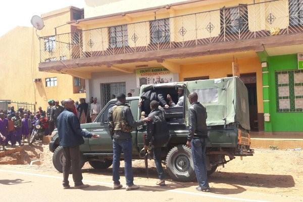 L'arresto dell'insegnate islamico a Marsabit (Courtesy of Nation Group)