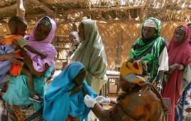 Vaccinazione contro la meningite C in Nigeria