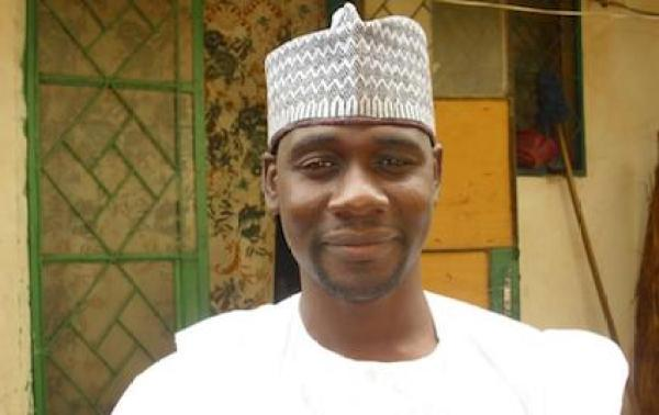 Ahmed Abba, corrispondente di Radio France Internationale