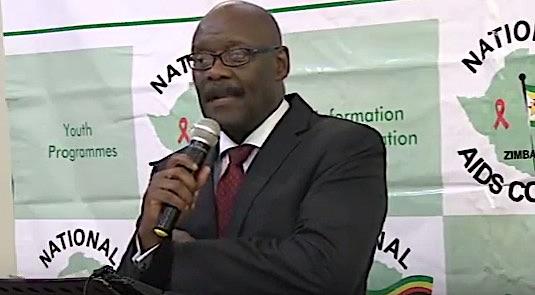 David Parirenyatwa, ministro della Salute dello ZImbabwe