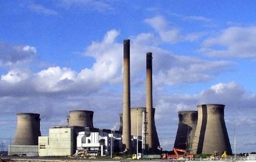 La centrale elettrica di Hwange