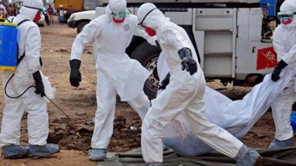 Focolaio di ebola nel Congo-K
