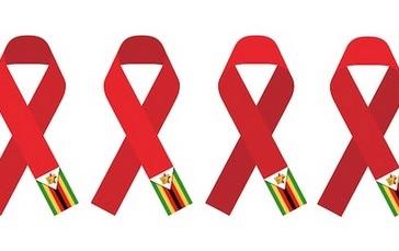 Nastro rosso utilizzato come simbolo dell'AIDS