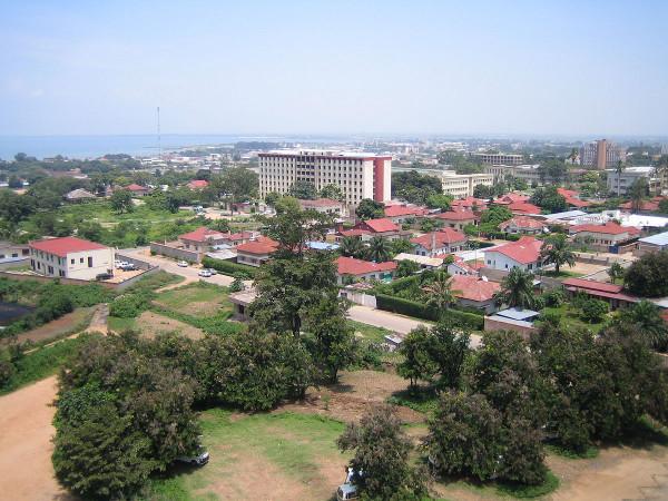 La capitale del Burundi, Bujumbura