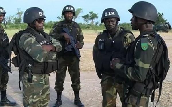 BIR, forze speciali del Camerun