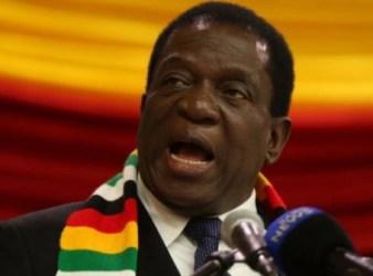 Emmerson Mnangagwa, confermato presidente nella elezioni 2018