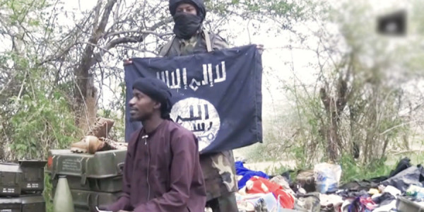 Abou Musab Al-Barnawi, uno dei leader dei Boko Haram