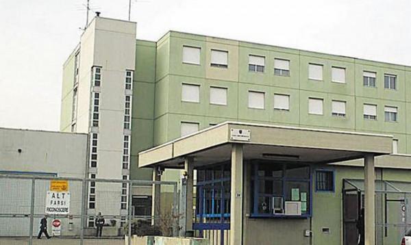 Il carcere giudiziario San MIchele di Alessandria dove Fulvio Leone è detenuto