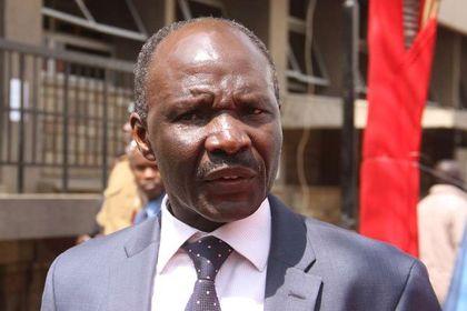 Il segretario generale dell'Immigration Gordon Kihalangwa