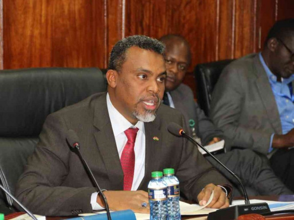 Il Procuratore della Repubblica Noordin Mohamed Haji che ha ordinato gli arresti