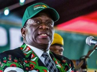 Emmerson Mnangagwa, confermato presidente dello Zimbabwe
